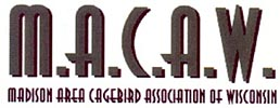 Logo of the Madison Area Cagebird Association of Wisconsin